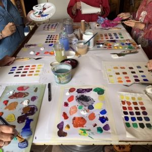 art classes - adults